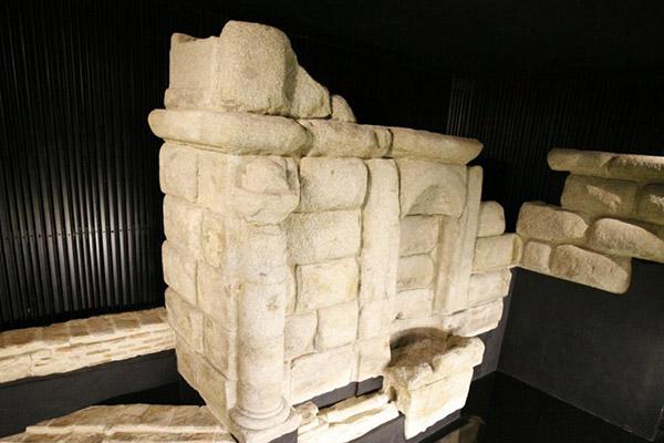 Los Caños del Peral. Museos del Metro de Madrid